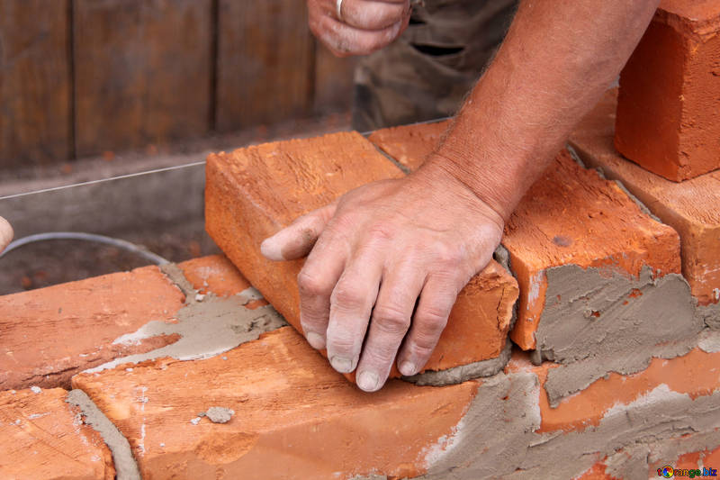 mursten og cement