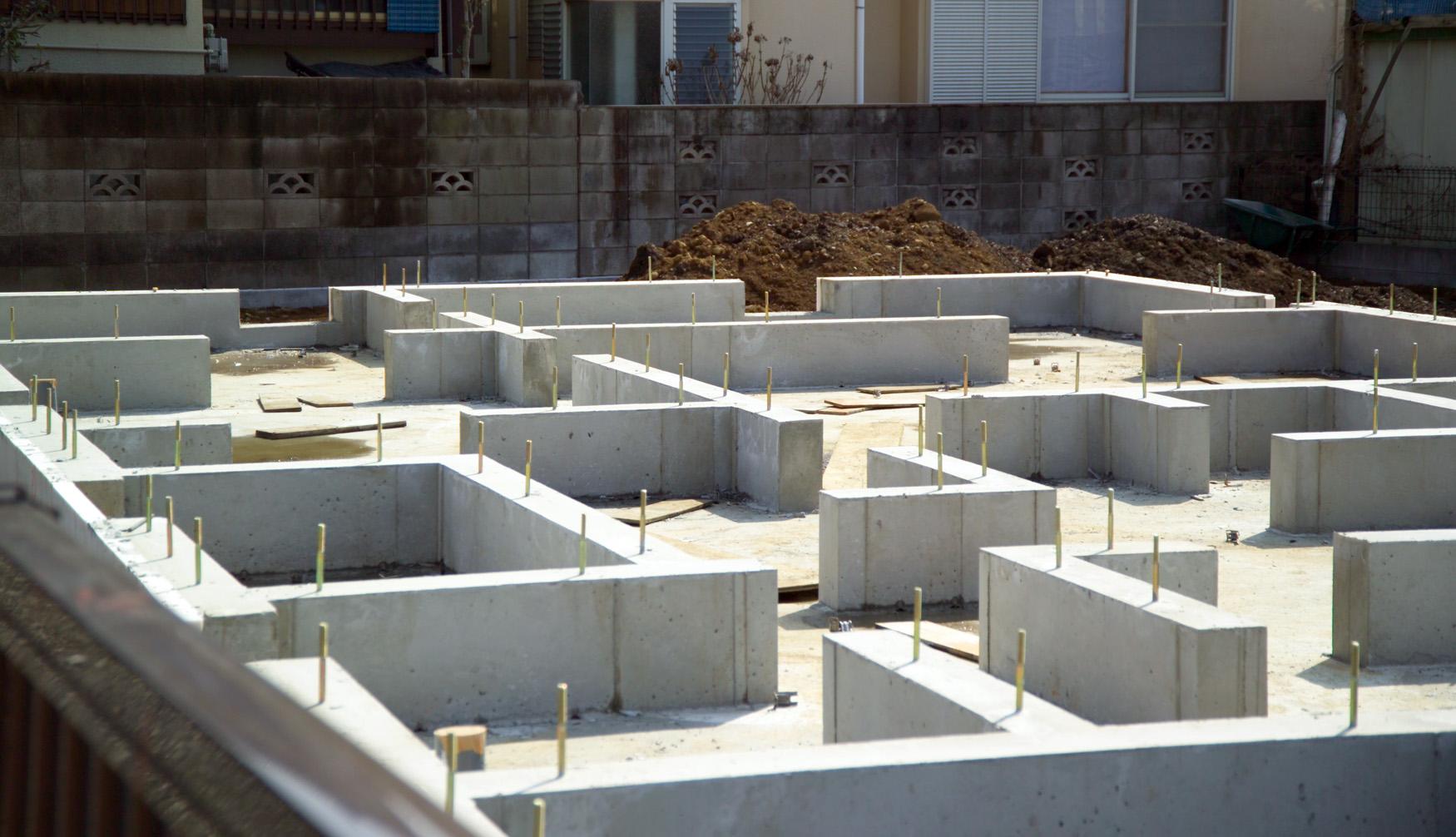 priser på støbning af fundament